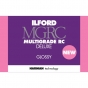 ILFORD MULTIGRADE V RC Deluxe Paper Glossy, 8x10, 100 Sheets