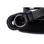 LEICA Neck Strap for Leica M & X Vario  Black Leather