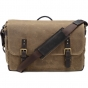 ONA Union Street Ranger Tan Waxed Messenger Bag   #OPENBOX