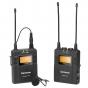 SARAMONIC UwMic9 UHF Wireless Lavalier Kit   #RENEWED