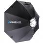 """WESTCOTT 26"""" Rapid Box Octa Speedlight Kit     #OPENBOX"""