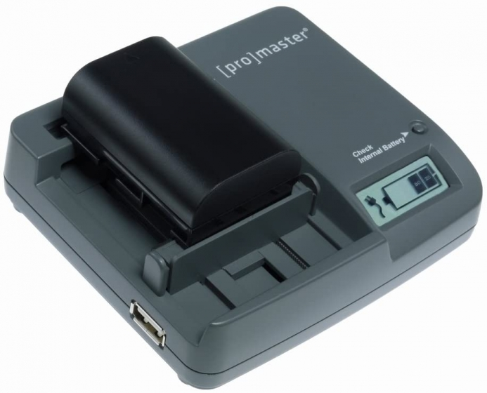 ProMaster Go! Universal charger