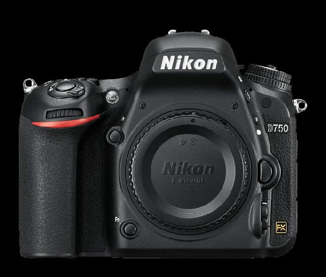 NIKON D750 HDSLR Body