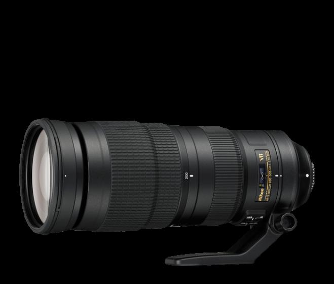 NIKON 200-500mm f5.6 E ED VR Lens
