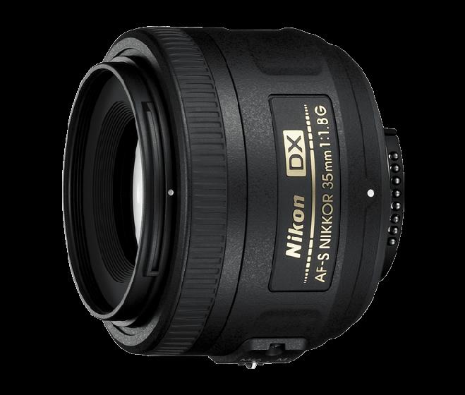 NIKON 35mm f1.8 G AFS DX