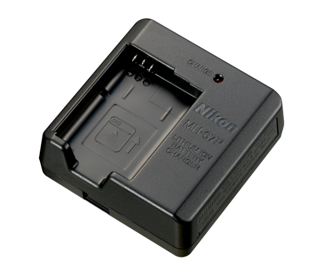 NIKON MH67P Quick Charger for ENEL23 battery