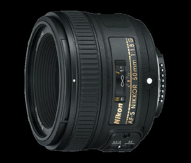 NIKON 50mm f1.8 G AFS