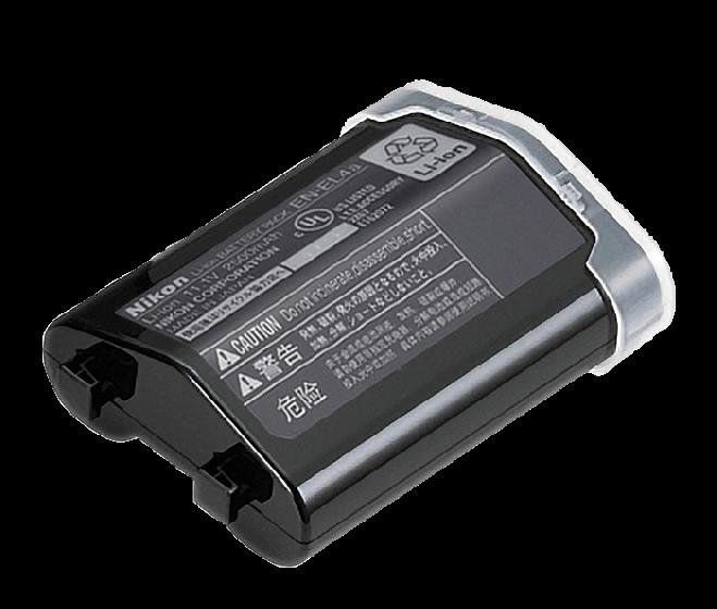 NIKON ENEL4a Lithium Ion Battery