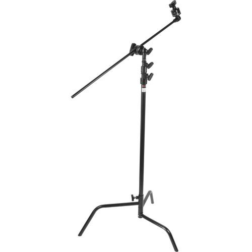 "MATTHEWS 40"" C Stand Kit (arm+grip) with Sliding Leg (BLACK)"