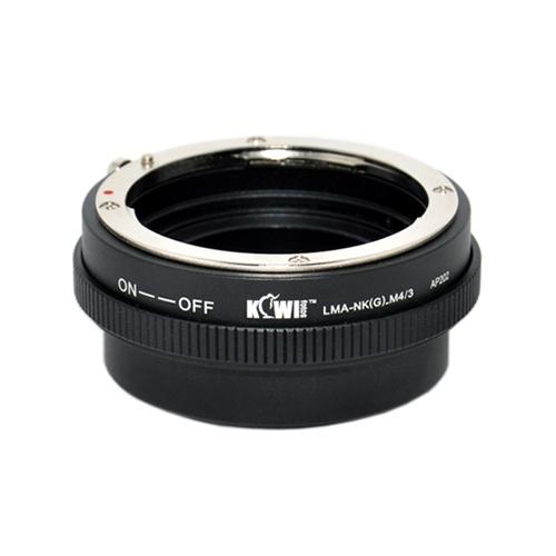 Mount Adapter Nikon G lens to micro 4/3 body
