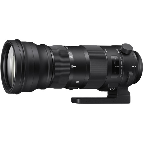 SIGMA 150-600mm f5-6.3 DG OS HSM Lens for Canon        SPORT