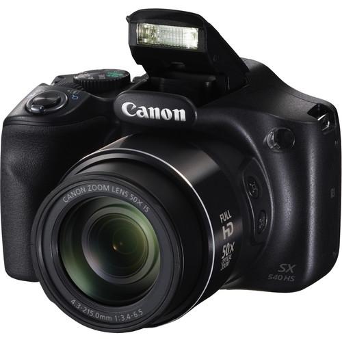 CANON PowerShot SX540 HS IS 50x zoom 20mp