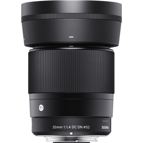SIGMA 30mm f1.4 DC DN Lens for Micro 4/3          Contemporary