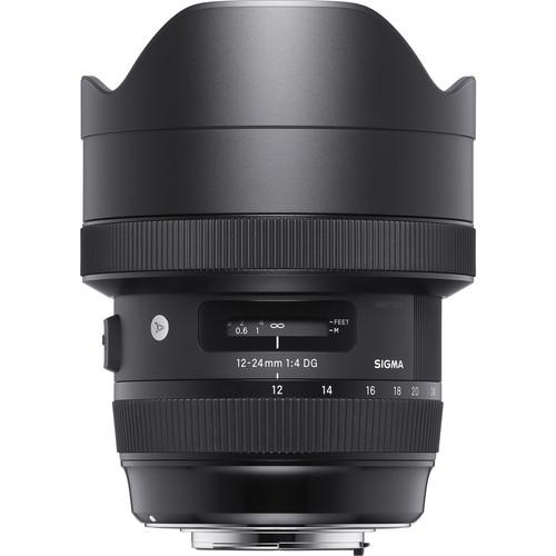 SIGMA 12-24 f4 DG HSM Lens for Nikon       ART