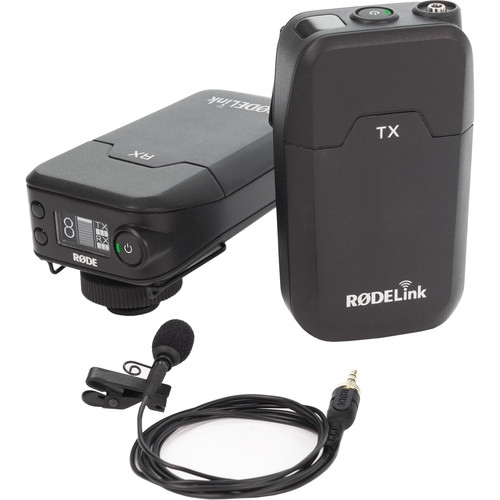 RODElink Film Makers Kit Tx/Rx and Lavalier