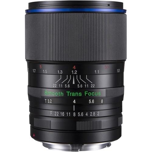 LAOWA 105mm f/2 STF Lens for Nikon