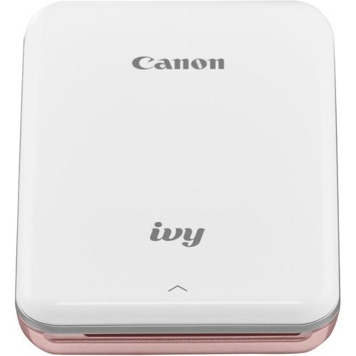 CANON IVY Mini Mobile Photo Printer ROSE GOLD