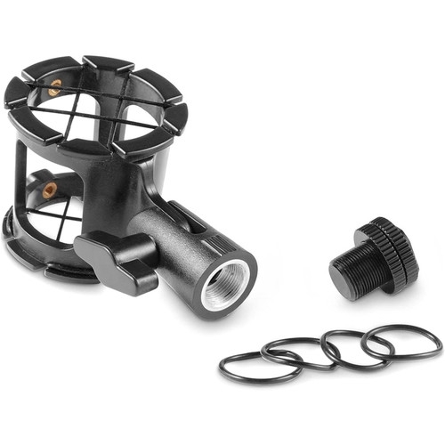 SMALLRIG Microphone Shock Mount for Camera Shoes & Boompoles SR_1859