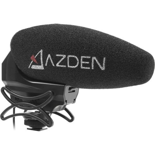 AZDEN SMX-30 Stereo/Mono Switchable Shotgun Microphone