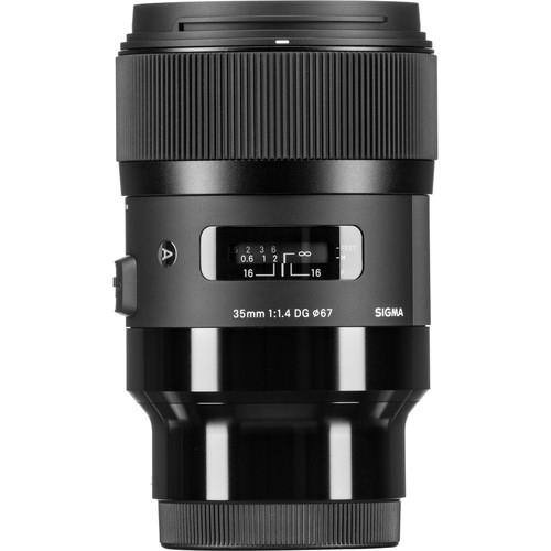 SIGMA 35mm F1.4 Art DG HSM L-MOUNT