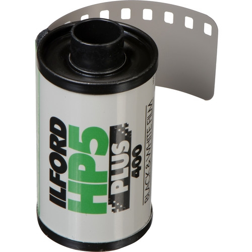 ILFORD HP5 Plus 135-36 (400)