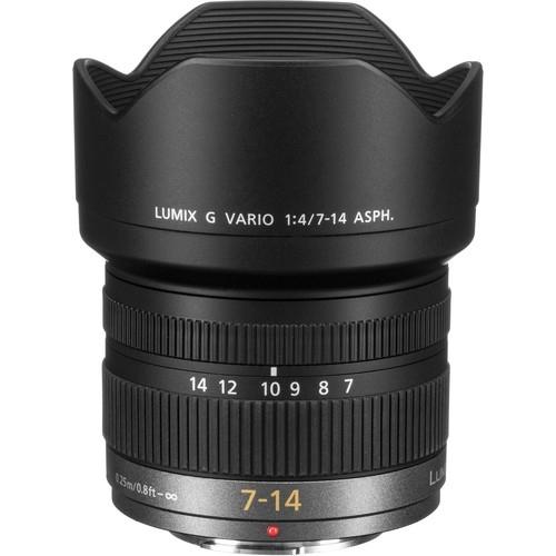 PANASONIC 7-14mm f4.0 Lens micro 4/3