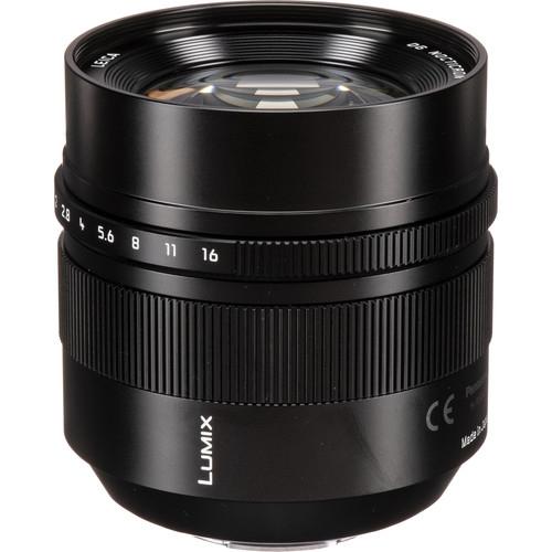 PANASONIC 42.5mm f1.2 Leica Nocticron Lens            micro 4/3