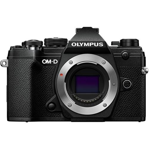 OLYMPUS OM-D E-M5 III Body (Black)