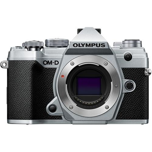 OLYMPUS OM-D E-M5 III Body (Silver)