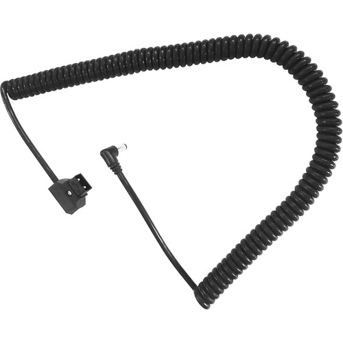 NANLITE D-Tap to 5.5mm Male DC Barrel Power Cable