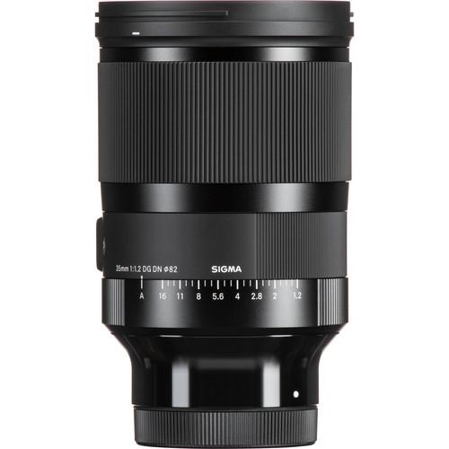 SIGMA 35mm f/1.2 DG DN Art Lens for L-Mount