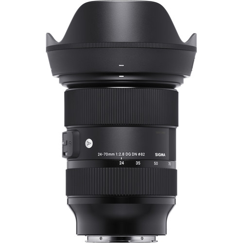 SIGMA 24-70mm f2.8 DG OS HSM ART Lens for Sony E-Mount