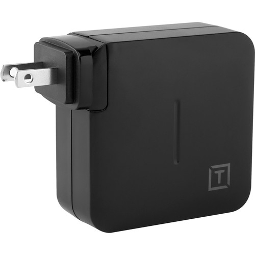 TETHERTOOLS OnSite USB-C 61W PD Wall Charger (US & Intl. Adapters)