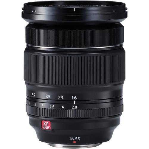 Fuji 23mm f1.4 X mount Lens Black for X series