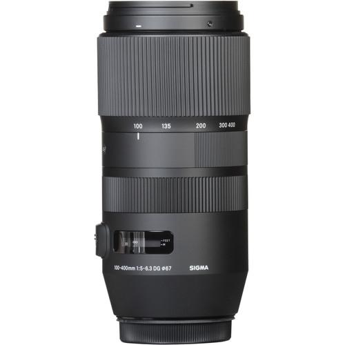 SIGMA 100-400mm f5-6.3 DG OS HSM Canon mount            Contemporary