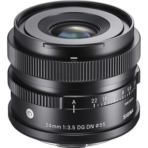 SIGMA 24mm F3.5 Contemporary DG DN for Sony E - I Series