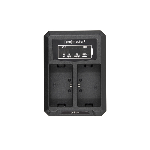 ProMaster LP-E6NH Battery/Charger Kit for Canon