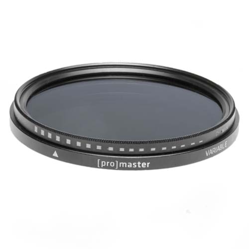 ProMaster 46mm Variable ND Filter