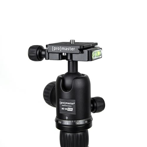 ProMaster XC-MH36 Ball Head - Black