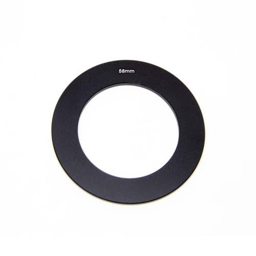 RL60 and Cokin P adapter ring 58mm