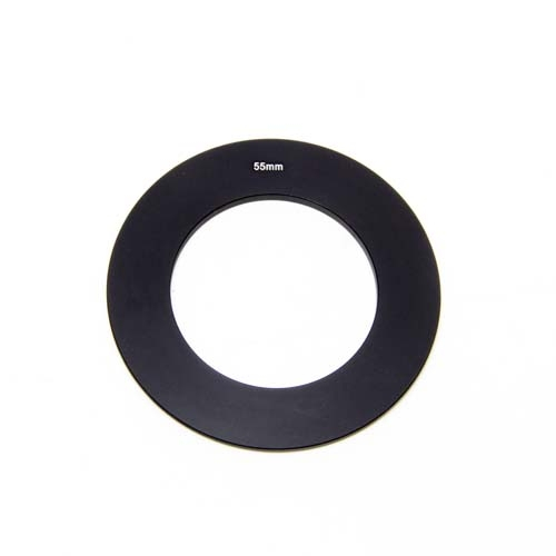 RL60 and Cokin P adapter ring 55mm