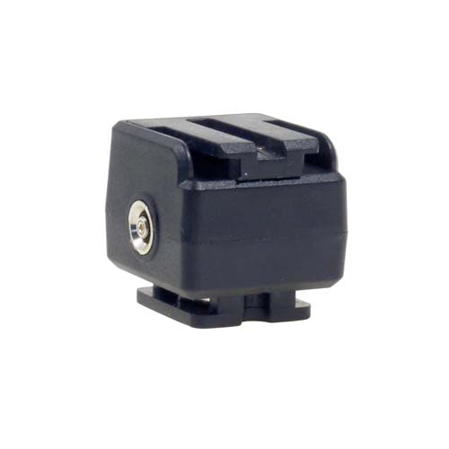 ProMaster hot shoe adapter standard hot shoe to Sony flash