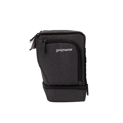 PROMASTER Cityscape 15 Holster Charcoal Grey
