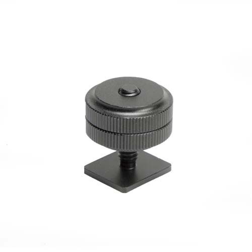ProMaster shoe conversion adapter standard shoe to 1/4 20 thread