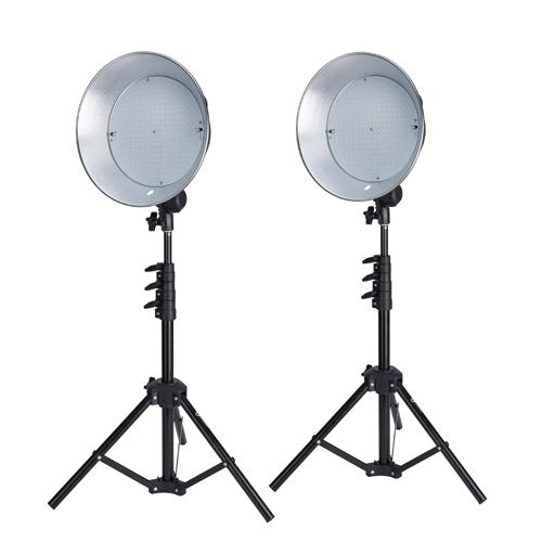 ProMaster B270D LED 2-Light Studio Kit                        Daylight