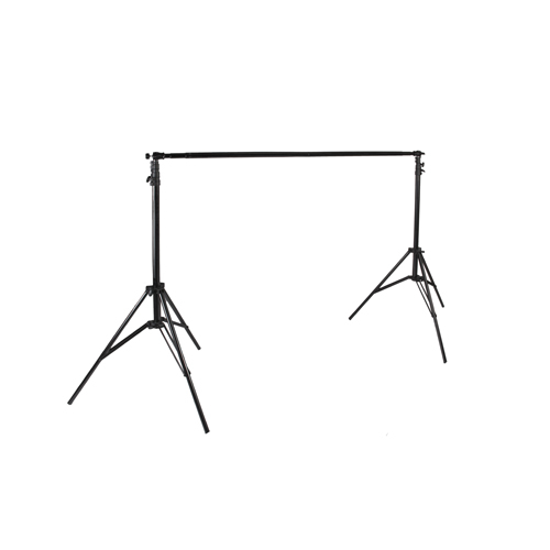 ProMaster Background Kit incl. stands, crossbar & case