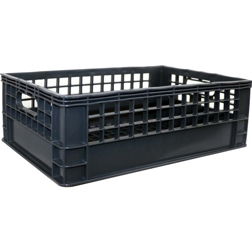 "BACKSTAGE Half Milk Crate 19"" x 13"" x 6.5"""