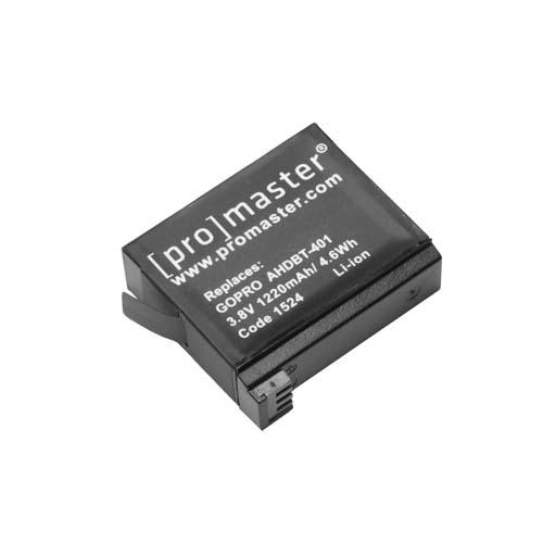 PROMASTER GoPro Hero 4 Battery *** YELLOW TAG ***