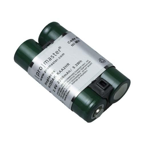 ProMaster KAA2HR battery     Kodak