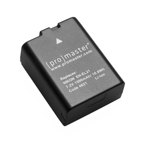 ProMaster ENEL21 battery     Nikon